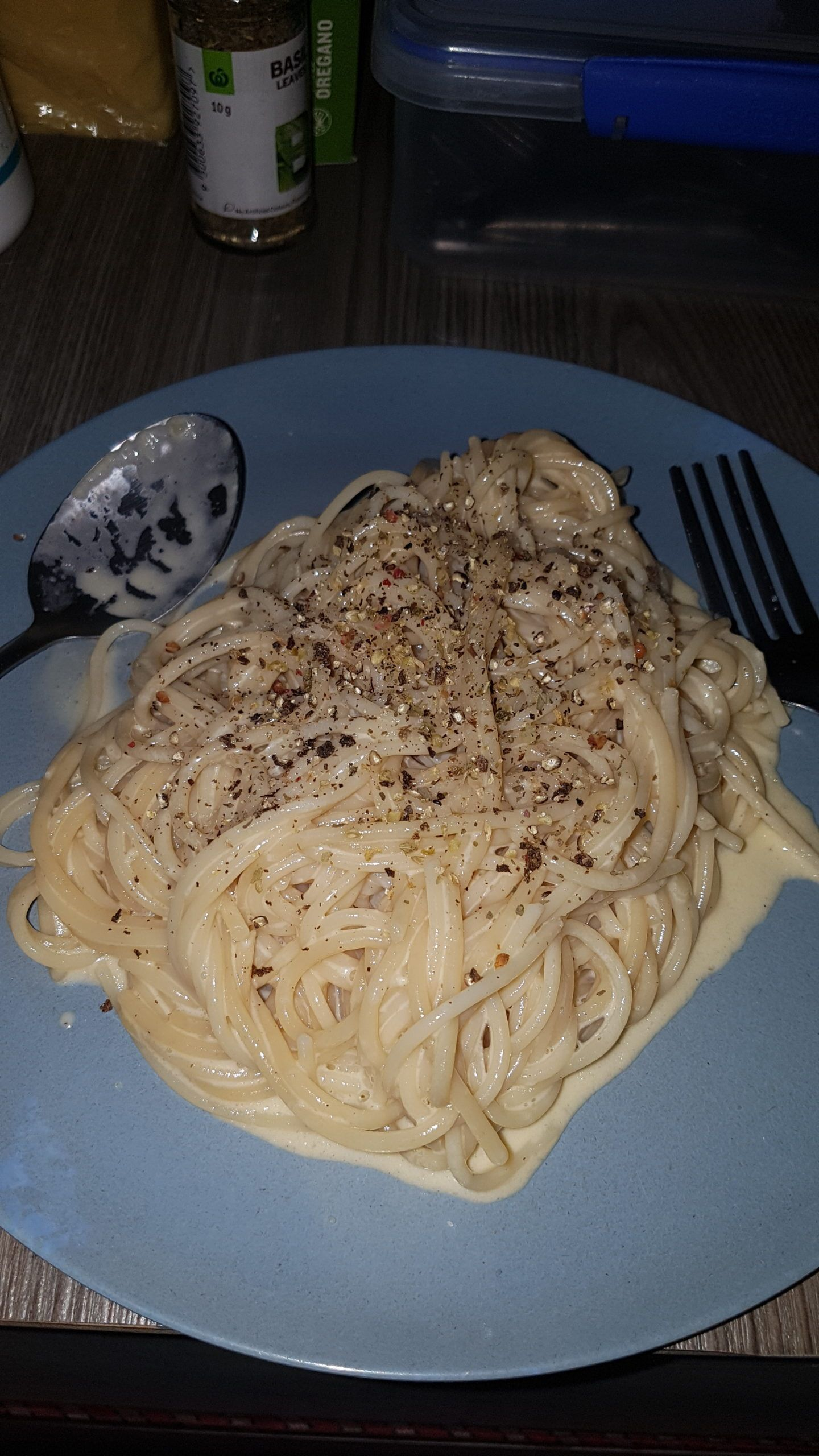 Read more about the article Italienische Spaghetti Carbonara