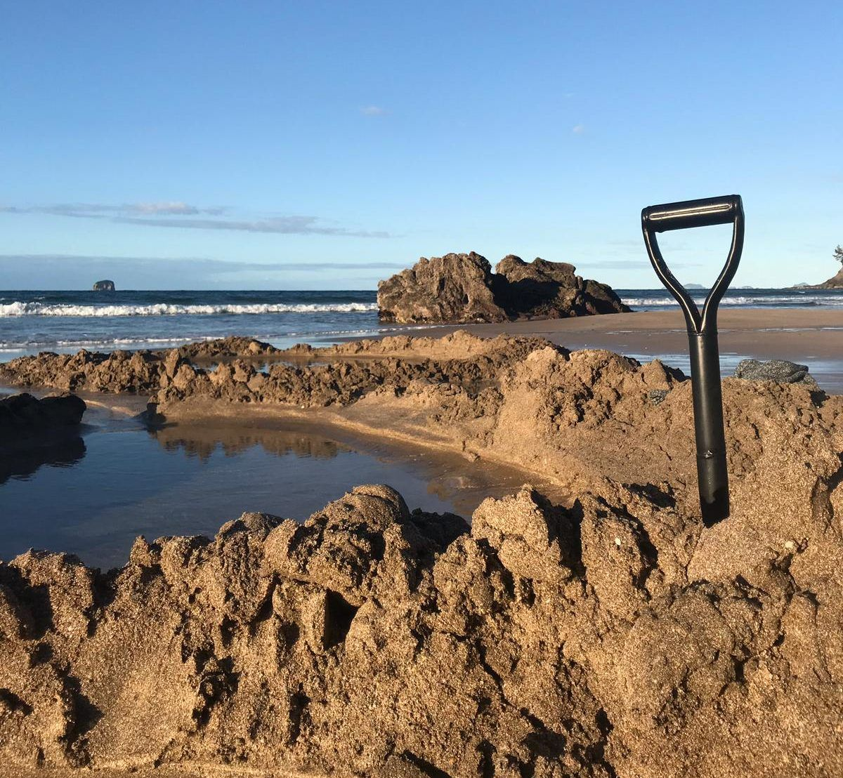 Read more about the article Ereignisreiche Tage: Hobbiton, Cathedral Cove & Hot Water Beach