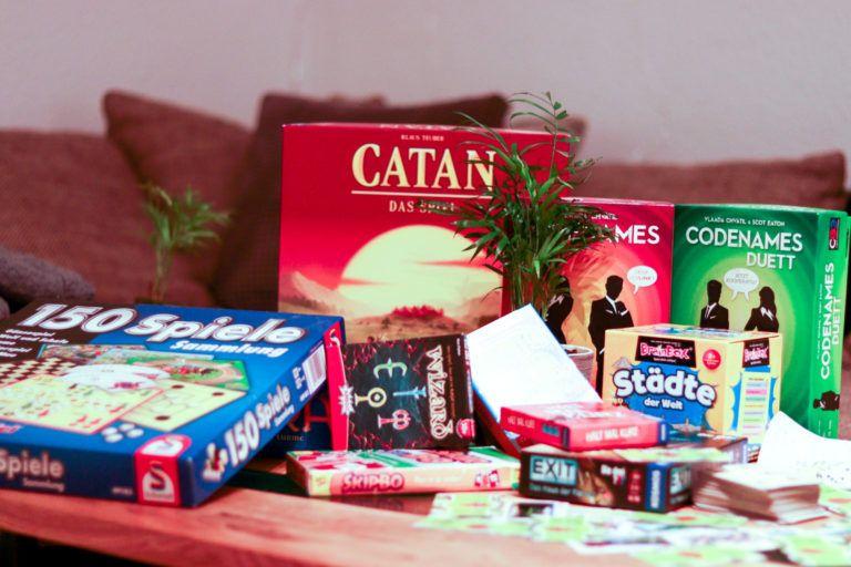 Gesellschaftsspiele für zwei: 5 Spiele mit garantiertem Spaßfaktor!