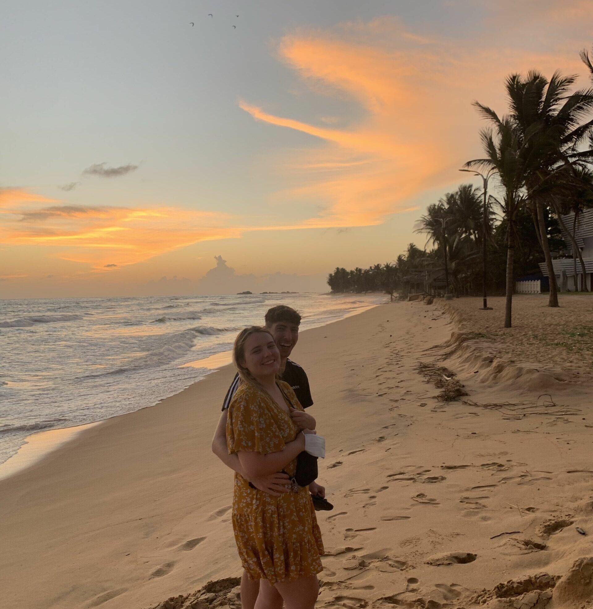 Read more about the article Hikkaduwa – Sri Lankas Südwesten bei Lockdown & Regenzeit